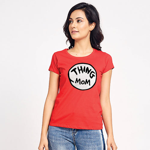 Thing Birthday Family Tees