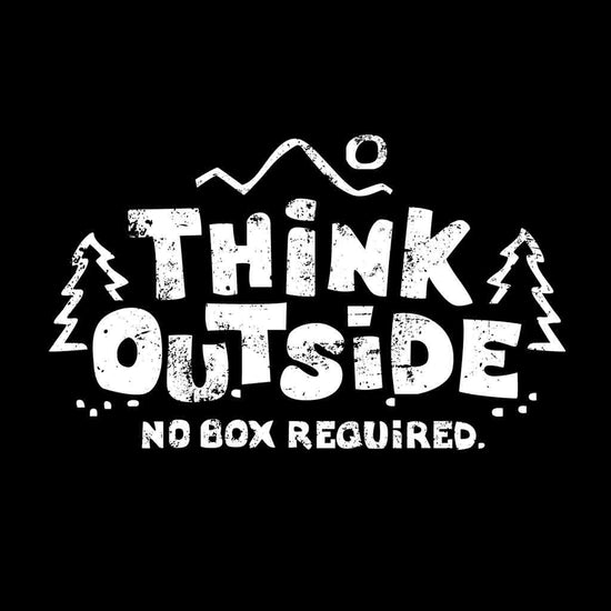 Think Outside Friends Tees