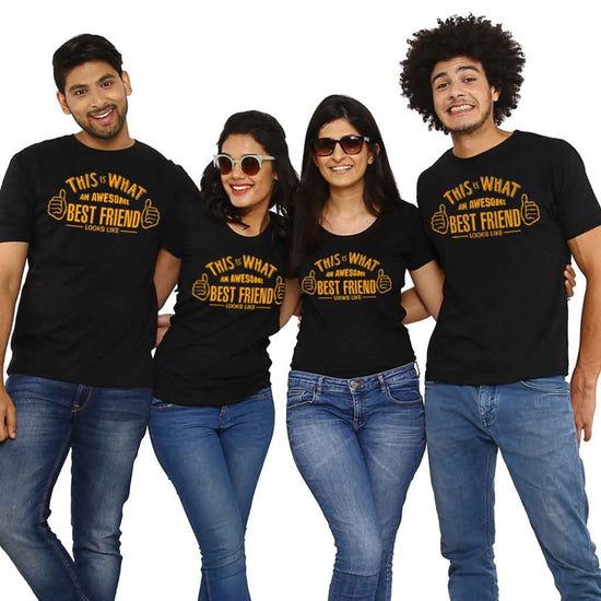89a42aaed66 This is what an Awesome Best friends Tee ...
