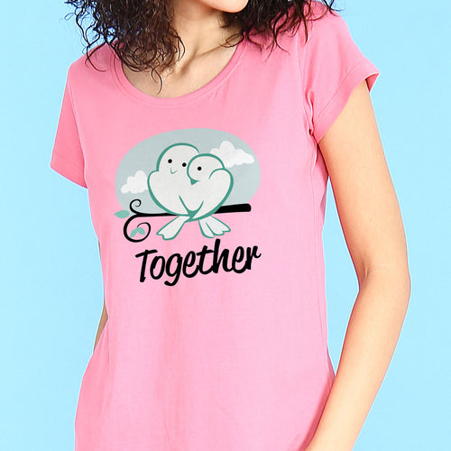 Together Forever Tees