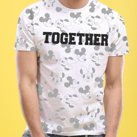 Together Forever, Disney Tee For Men