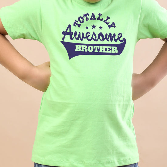 Totally Awesome Brother Tees