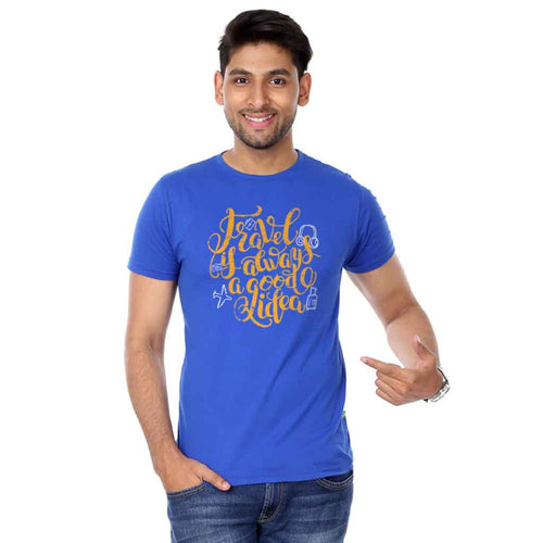 Travel Is Always Good Idea, Matching Travel Tees