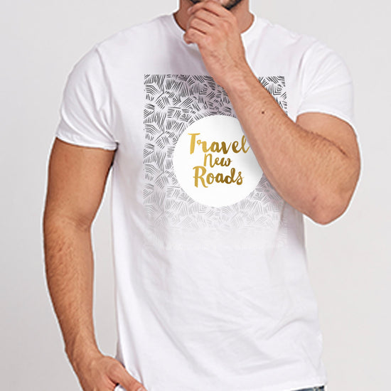 Travel New Roads Family Tees