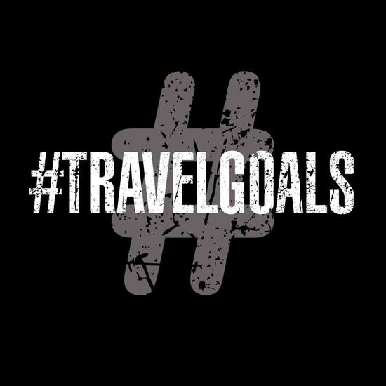Travel Goals Friends Tees