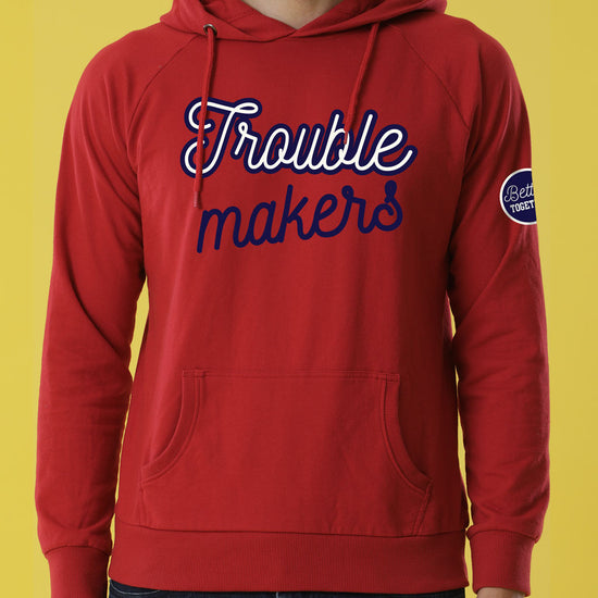 Trouble Makers, Matching Hoodies For Couples