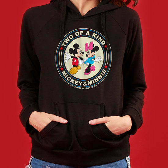 Two Of A Kind, Disney Hoodies For Couples