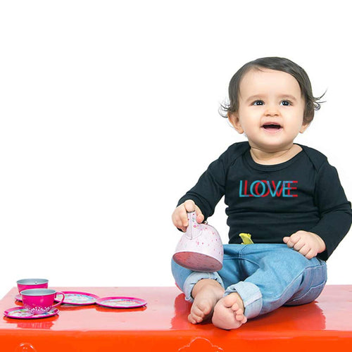 Unconditional Love Mom Baby Bodysuit And Tees