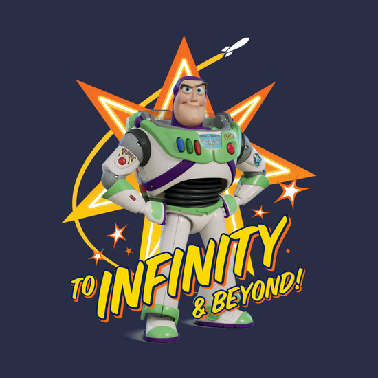 To Infinity And Beyond, Disney Tee For Boys