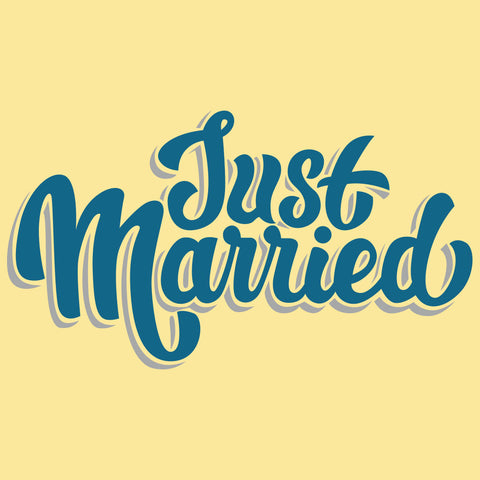 Just Married Tees
