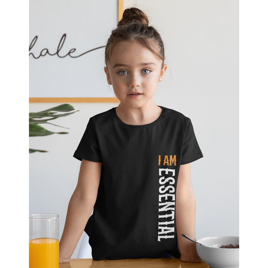 I Am Essential Matching Dad And Daughter Tees