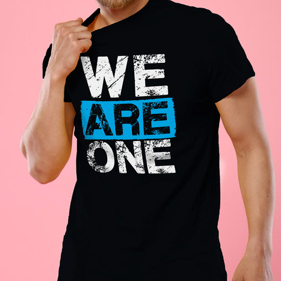 We are One Bodysuit and Tees