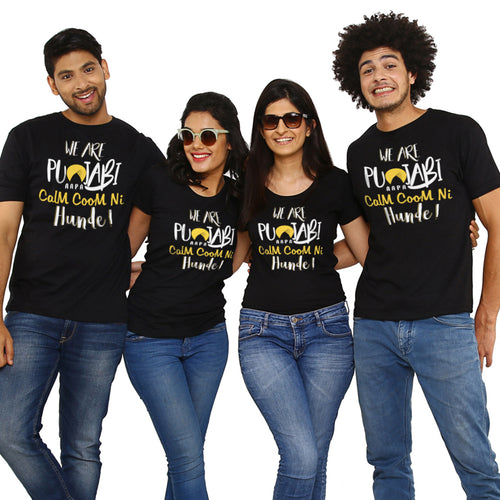 We Are Punjabi, Matching Friends Tees