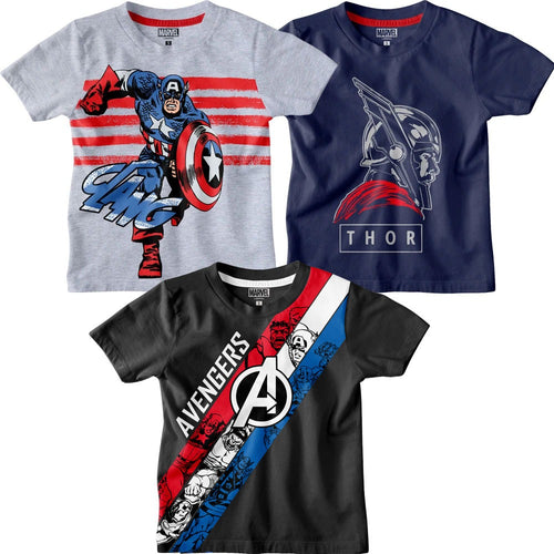 Pack Of 3 -Avengers Thor Caption Amerce Combo Pack