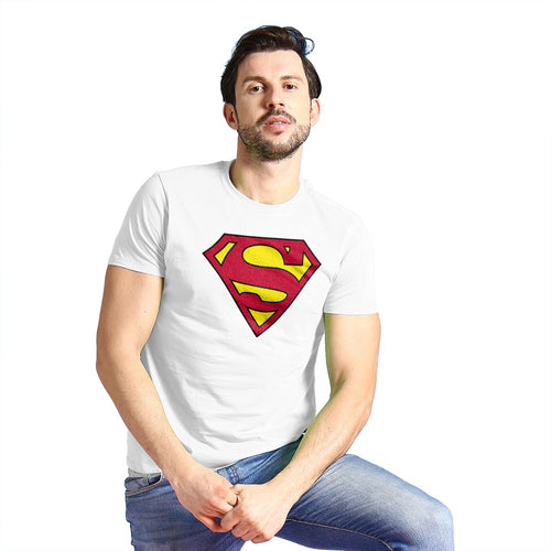 Superman Dad And Son Tees