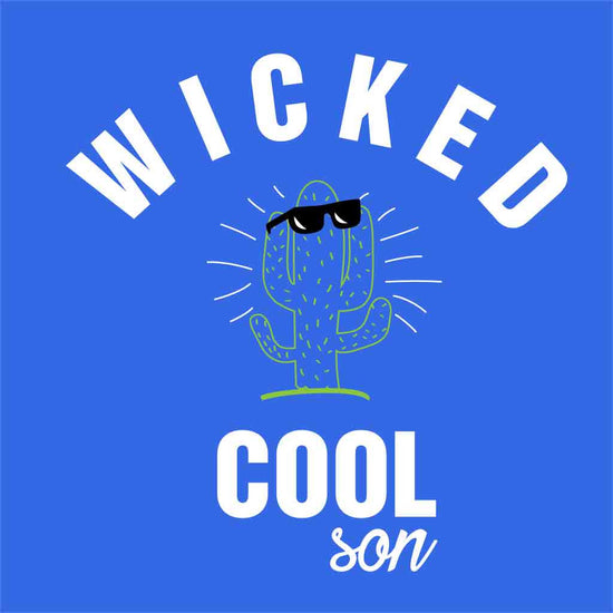 Wicked Cool Son Tee