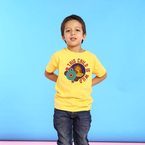 This Is Who, Disney Matching Travel Tees For Boy