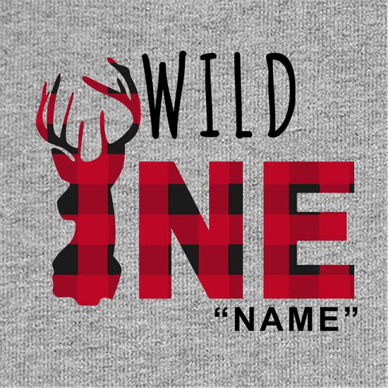 Wild One Birthday Tee