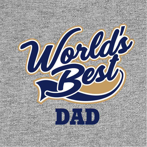 World's Best Dad  Dad-Baby Bodysuit and Tees