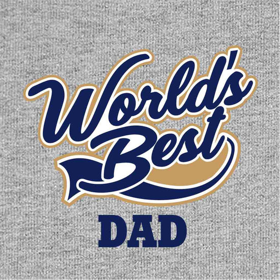 World's Best Dad and Son Tee