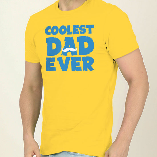 Coolest Boys, Dad And Sons' Matching Tees