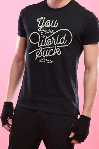 ... Better World, Matching Valentines Day Tee And Cold Shoulder Dress For  Him And Her