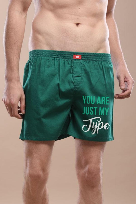 My Type, Matching Couple Boxers