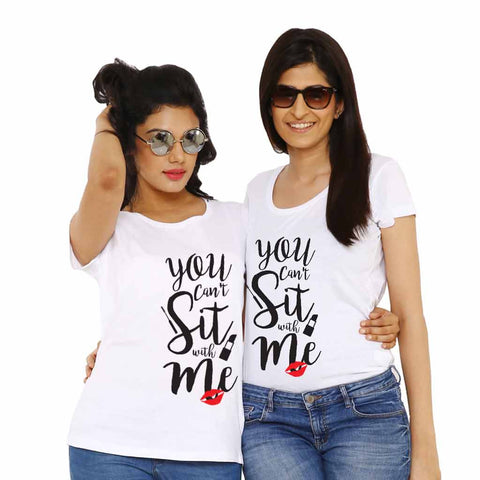 You can't sit with me Tees