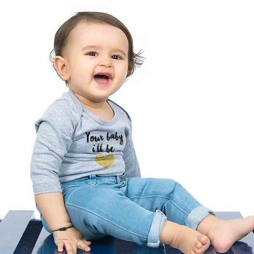 Your Baby I'll Be Mom Baby Bodysuit And Tees For Baby
