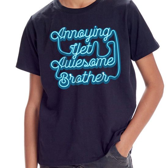 Annoying Bro & Sis Tees