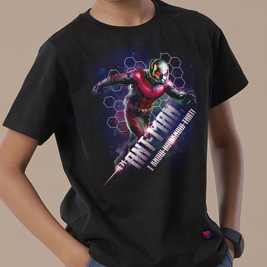 Antman, Marvel Tees For Boys