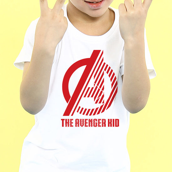 The Avenger Kid, Marvel Kids Tees