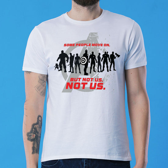 But Not Us, Marvel Tees For Men