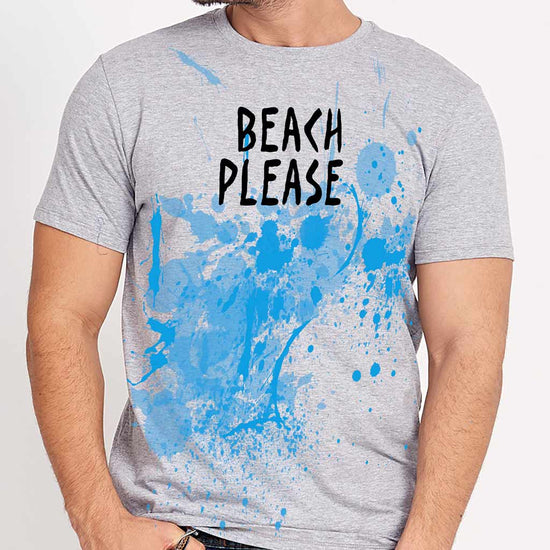 Beach Please Family Tees
