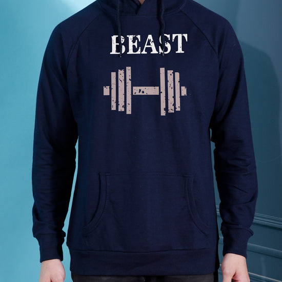 Beauty And Her Beast Hoodie For Men