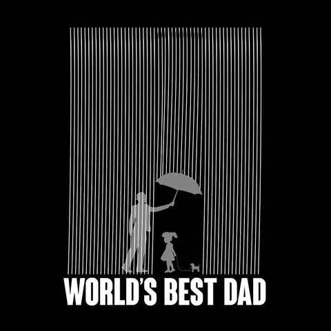 World's Best Daughter/World's Best Father Tees