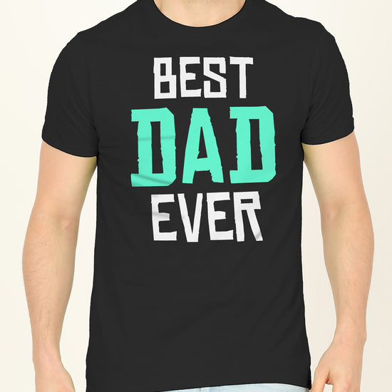 Best Dawta Ever! Matching Adult Tees For Dad And Daughter