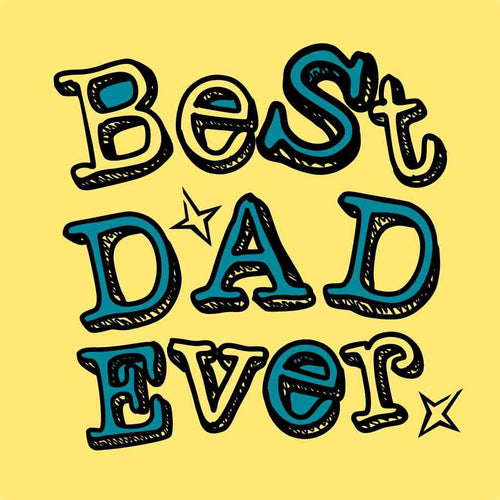 Best Dad Ever Dad-Baby Bodysuit And Tees, Tee For Men