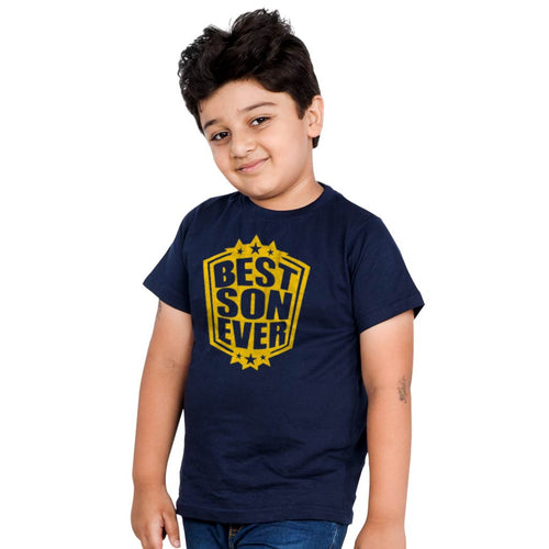 Best Dad/Mom/Son Ever Family Tees For Son