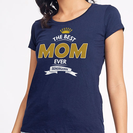 The Best Ever, Matching Tees For Mom And Son