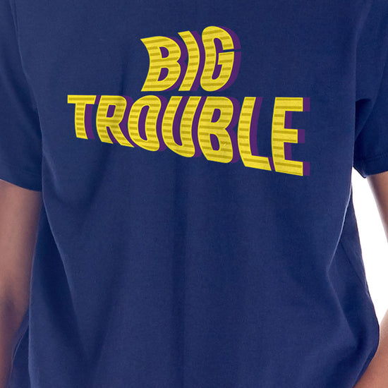 Little/Big Trouble, Matching Sibling Tees