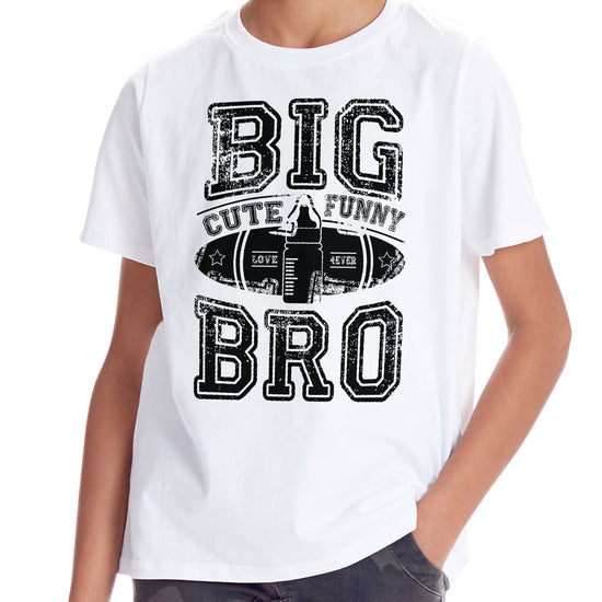 Lil Cute/Big Sweet Bro & Sis Tees