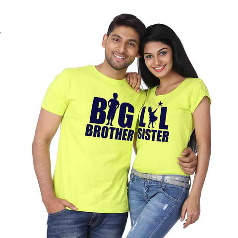 Big Brother & Lil Sister Tees