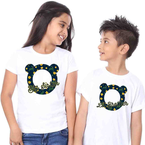Big Sister Little Brother Tees
