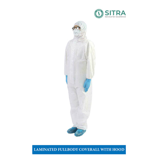 Basic Coverall Disposable Laminated