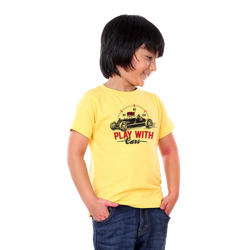 Play with cars Tees