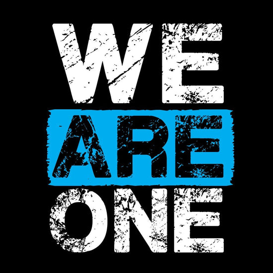 We Are One Friends Tees