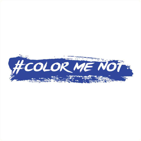 Color Me Not Holi Couple Tees