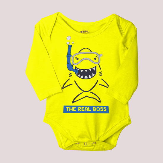 Mr. Little Cool Set Of 3 Assorted Bodysuits For The Baby