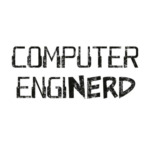 Computer Enginerd Tees